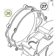 OUTER CLUTCH COVER (47030626000KA)