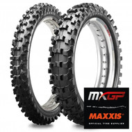 MX ST SI Matched Tyre Pair 80/100-21 and 110/90-19 (2770132)