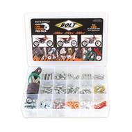 2-Stroke Pro Pack Fastener Kit - Euro Style | SX/EXC 85 - 150 2002 ON (EUPP-200/300)