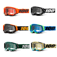 100% Racecraft 2 Goggles (HP-50121-)