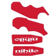Nihilo Red Grip Tape GASGAS 65 2021> Frame Tape (NIHGRIP-RED-65)