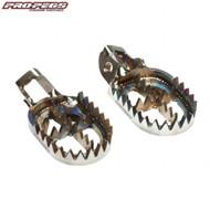 Pro Pegs Titanium MX Footrests (Ti) (Motocross KTM / Husky) (PRPEGMX0089)