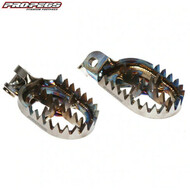 Pro Pegs Footrests (Ti) (KTM / Husky / Gas Gas / Beta / Sherco Enduro)