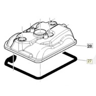 HEAD COVER GASKET (8000H6077)