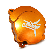 Judd ORANGE Ignition Stator Cover KTM 50 SXS 50 50SX SX50 50cc 2009> Billet (IC004)