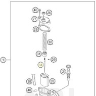 Jet Needle Keihin NRKC (47231034200)