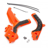 KTM Factory Racing Frame Protection Set Frame Guards (79103994000)