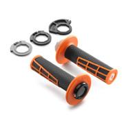 KTM Lock-On Grip Set (79002924100)