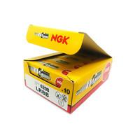 OFFER! 10 PACK   Spark Plug, NGK KTM Husqvarna 50, 65 (LR8B-10PACK)