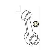 CON.ROD REPAIR SET 50 AC 02 | Replaced by 45130015000 see link below (45130515000)