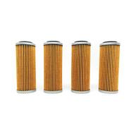 4 Pack | KTM Husqvarna Oil Filter 250, 350, 400, 450 77338005100
