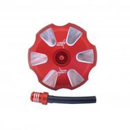 Fuel Cap KTM Husqvarna 85 SX SXF 125 - 450 RED (FC008-RD)