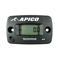 Apico | Hour/Tach Meter | Wired Type (APHOUR METER)