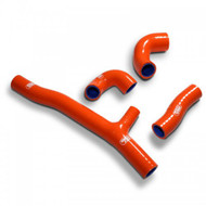 4 Piece OEM Replacement Samco Sport Silicone Radiator Coolant Hose Kit | Gas Gas EC 300/250 (2T) 2021