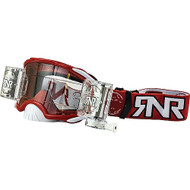 RnR Platinum WVS System Roll Off Goggles 48mm - Red (RNR001-RED)