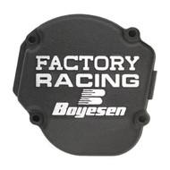 Boyesen | Ignition Cover | SX/TC/MC85 | 2018> | Black