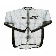 RFX Race Series Wet Jacket (Clear/Black)