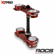 Xtrig | ROCS Pro 2 (Brown) | KTM SX/SXF 13> | Husq TC/FC 14> | Gas Gas MC 21> | (OS 20-22mm)