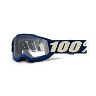 100% Accuri 2 Youth Goggles | Clear Lens