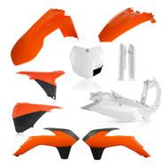 Acerbis | Plastics Kit | SX/SXF 125-450 | 2013-2014 | OEM16 Colour