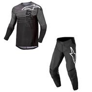 Alpinestars | 2022 | Jersey & Pants Combo | Techstar Graphite