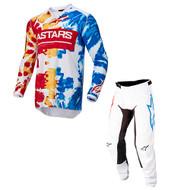 Alpinestars | 2022 | Jersey & Pants Combo | Racer Squad 22 (A37620222357XX-A37220222037XX)