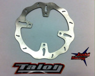 FRONT & REAR Talon Wavy Brake Disc, KTM SX50, Husqvarna TC50 (TD227D)