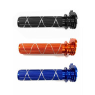 Ali Throttle Tube KTM 65, TC65 Orange, blue or black