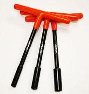 T-BAR Socket Set 8mm, 10mm, 12mm