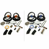 Talon Complete Big Wheel Kit KTM 50 2009-2015
