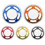 Talon Sprocket Rear KTM SX 65, Husqvarna TC 65, Orange, Blue, Red, Black, Gold