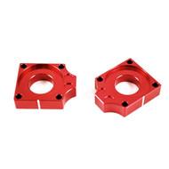 Judd | Axle Blocks | CRF 150 | 2007> | Red