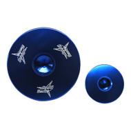 Judd | Engine Plug Kit | YZF 400/426/450 1998-2005 | YZF 250 2001-2013 | Blue (EPK003)