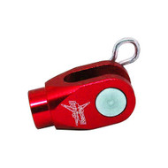 Judd | Rear Brake Clevis | RM/KX (See Description) | Red (BC007)