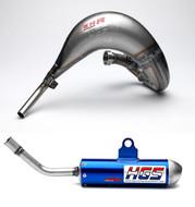 EHR HGS Exhaust SUZUKI RM85 2001-2013