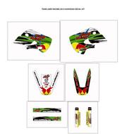 KX 65 Judd Racing Graphics