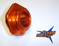KTM QUARTER TURN FUEL CAP ADAPTER
