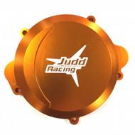 Clutch Cover, Judd Racing Orange, KTM 85SX