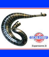 Scalvini RM250 Front Pipe