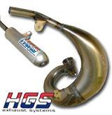 HGS Complete System Husqvarna 50