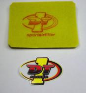 Air Filter KTM 50 2002-2008 Pro Senior DT1