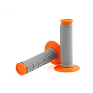 Orange Grips Dual Density Motocross