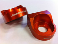 AXLE BLOCKS KTM 65 SX 02-15 ORANGE