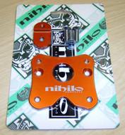 Nihilo KTM 85/105 Full Size Front Fender Kit