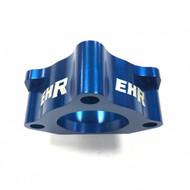 EHR KTM 65SX, Husqvarna TC65, Aluminium Exhaust Sealing Flange, Blue