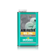 MOTOREX Air Filter Oil 206 | 1 Litre (AFOIL)