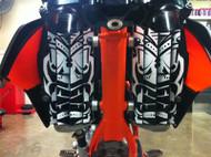 NIHILO KTM 50 Rad Louver Graphics