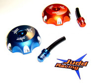 KTM Blue Fuel Cap & Vent