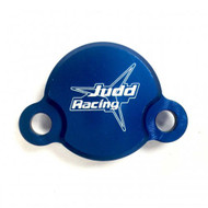 Blue Rear Brake Reservoir Cover Husqvarna TC 50, 65, 85 KTM SX 50/65/85