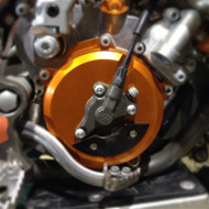 NIHILO Billet Clutch Cover KTM 65 2009>
